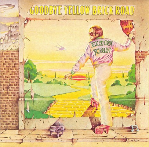 Elton john - Goodbye yellow brick road (Vinyl) - image 1 of 1