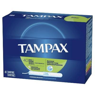 Tampons: Tampax