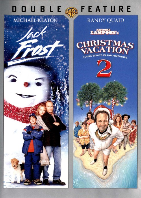 Jack frost/National lampoon's xmas 2 (DVD) - image 1 of 1