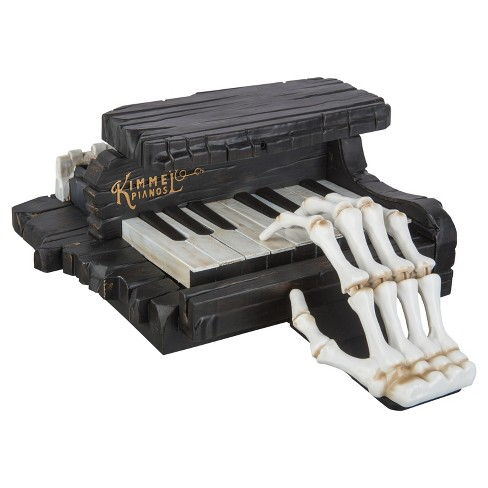 Halloween Animated Spooky Piano - Hyde & EEK! Boutique™ - image 1 of 2