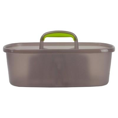 Casabella Dark Taupe Bucket