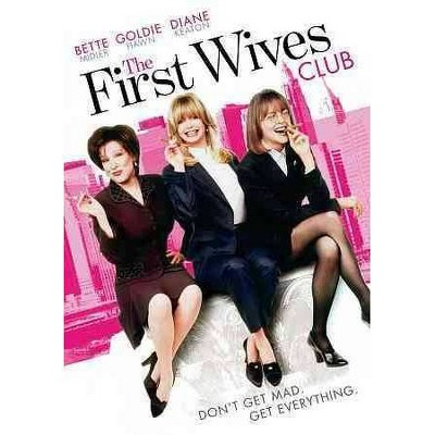 The First Wives Club (2017 Release) (DVD)