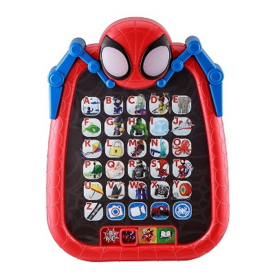 Spider-Man Spidey and His Amazing Friends Adventure Tablet