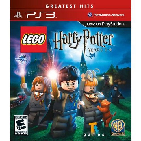 LEGO Harry Potter: Years 1-4 PS3 - image 1 of 1