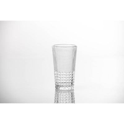 15oz 6pk Crystal Malcolm Ice Beverage Glasses - Fortessa Tableware Solutions