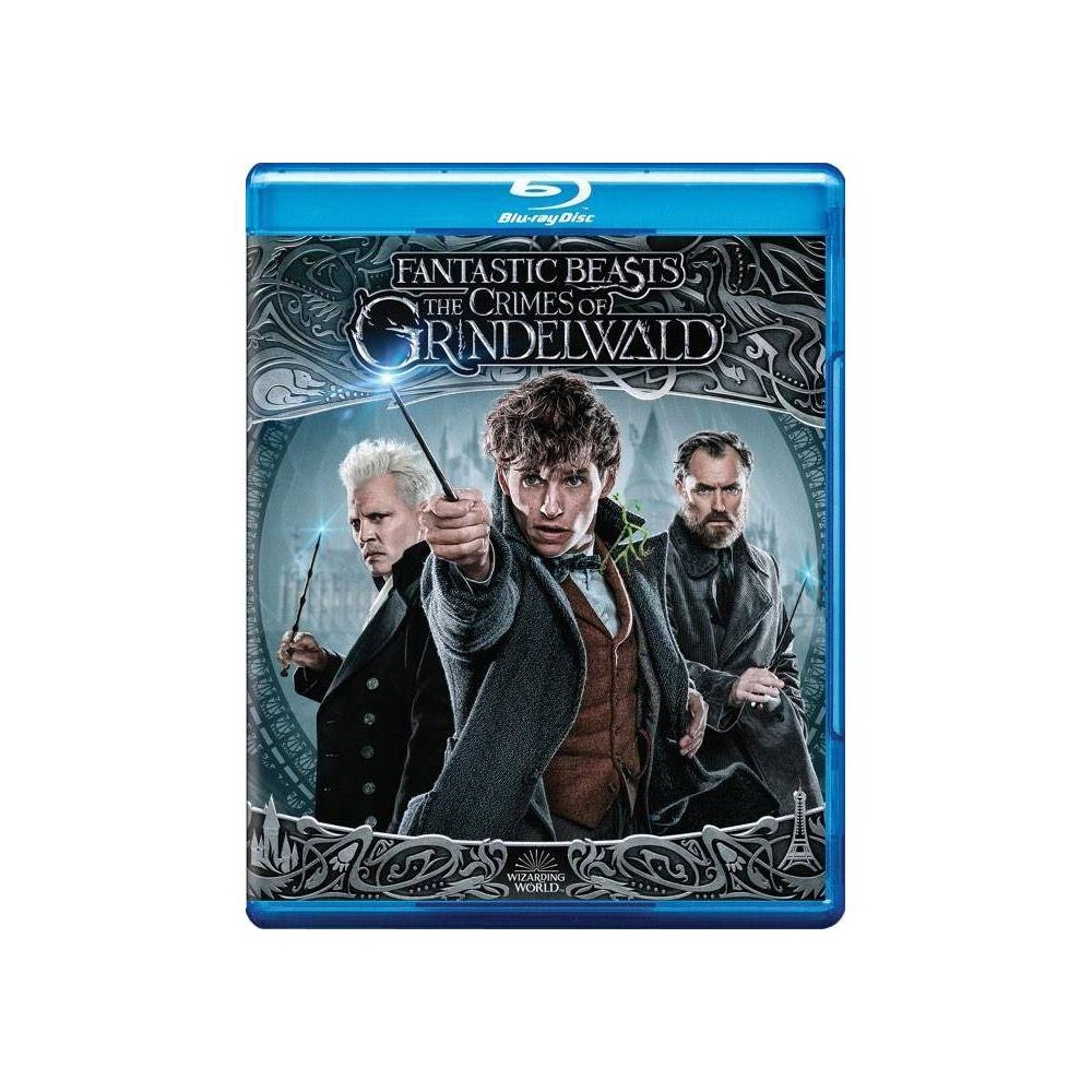 Fantastic Beasts: The Crimes of Grindelwald (Blu-Ray) was $24.99 now $13.0 (48.0% off)