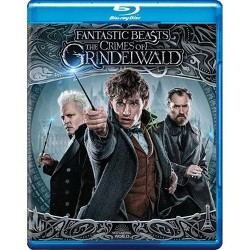 Fantastic Beasts: The Crimes of Grindelwald (Blu-Ray + DVD +Digital)