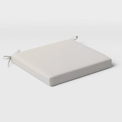 Outdoor Seat Cushion DuraSeason Fabric™ Linen - Threshold™