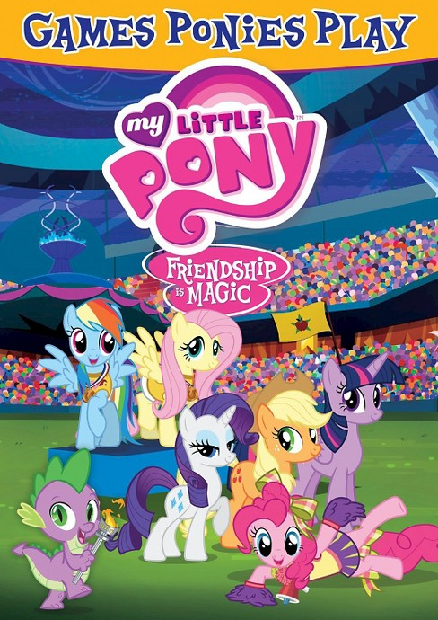 My Little Pony: Friendship Is Magic - Games Ponies Play - image 1 of 1