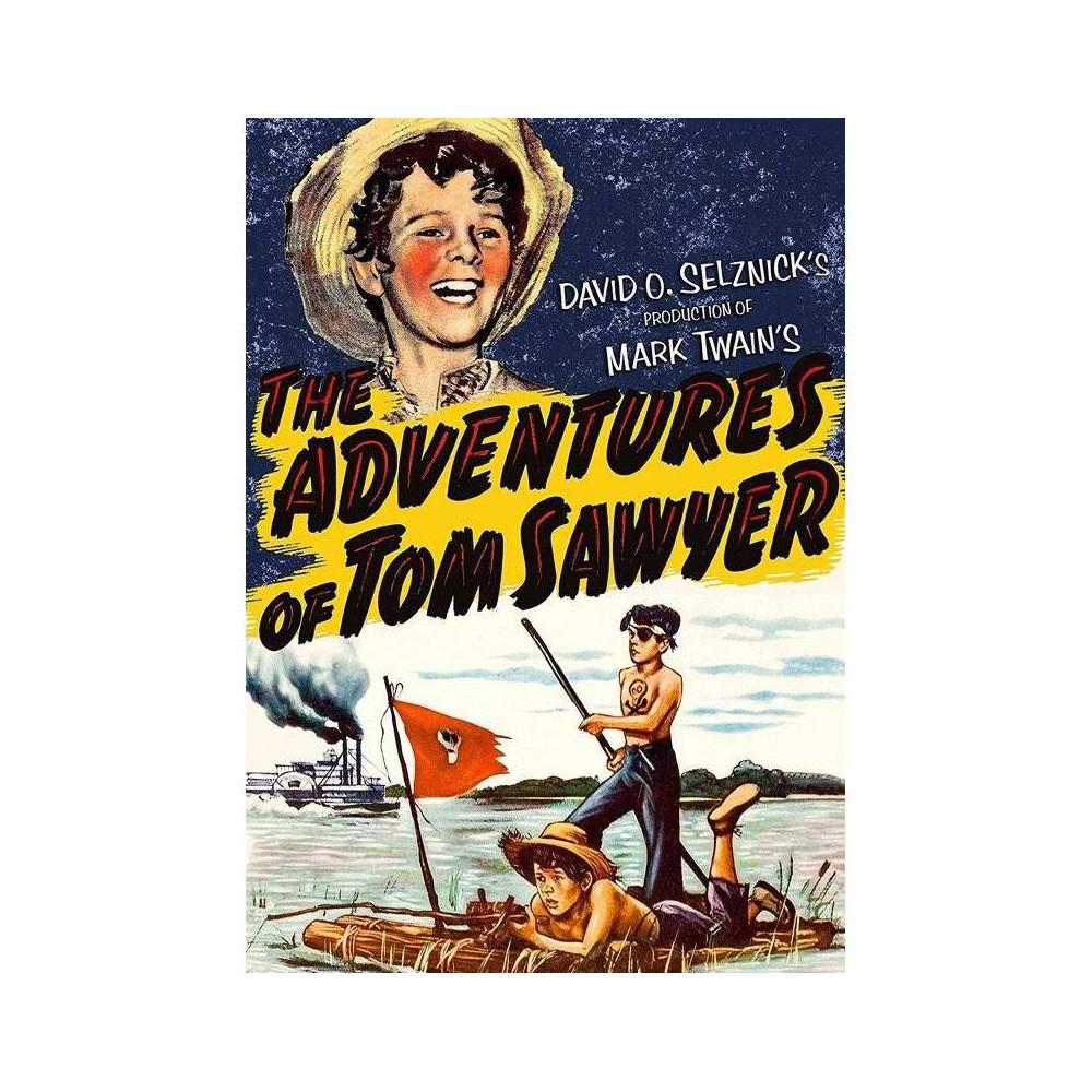 The Adventures Of Tom Sawyer Dvd