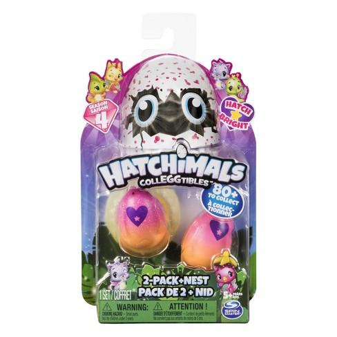 Hatchimals CollEGGtibles 2pk plus Nest - image 1 of 4