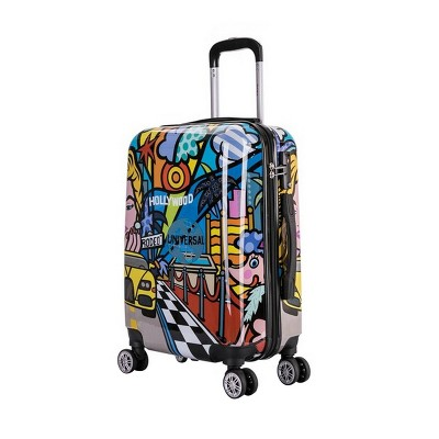 """InUSA 20"""" Lightweight Hardside Carry On Spinner Suitcase"""