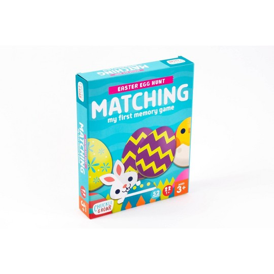 Chuckle & Roar Matching Egg Hunt Game image number null