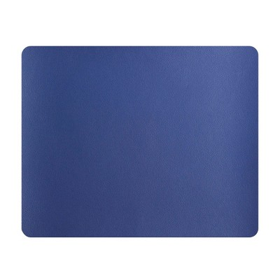 Insten Anti-Slip Leather Mouse Pad with Nonskid Rubber Base Mousepad Mat For Optical / Trackball Mouse