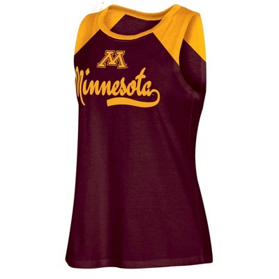 NCAA Minnesota Golden Gophers Women's Tank Top