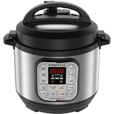 Instant Pot Duo Mini 3qt Pressure Cooker