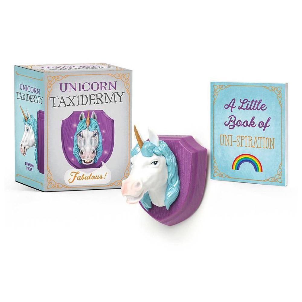 Unicorn Taxidermy Rp Minis By Christine Kopaczewski Paperback