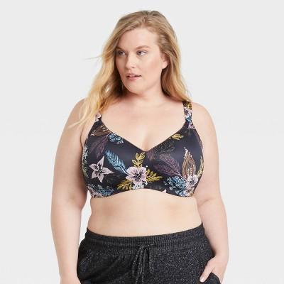 Women's Plus Size Wirefree Bra - Auden™