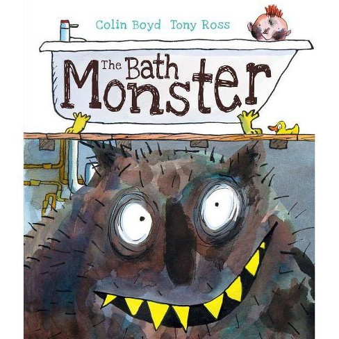 The Bath Monster - by  Colin Boyd (Hardcover) - image 1 of 1