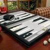 "Mainstreet Classics Classic 15"" Backgammon Set - image 3 of 3"