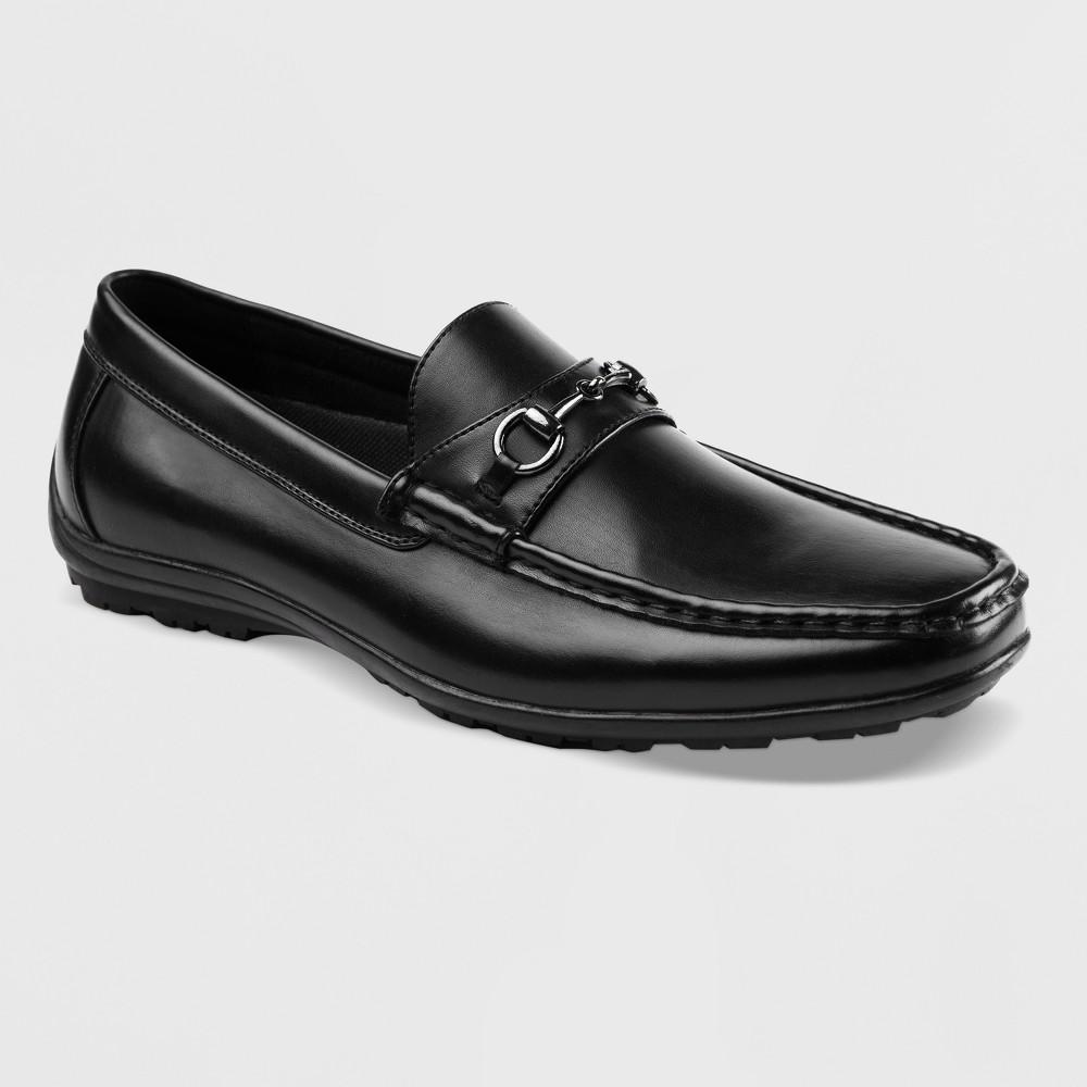Men's Deer Stags Manual Loafers - Black 10.5