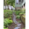 Gardener's Supply Company 100% Recycled Rubber Flagstone Stepping Stone 1/2in Thick - Gardener's Supply Company - image 4 of 4