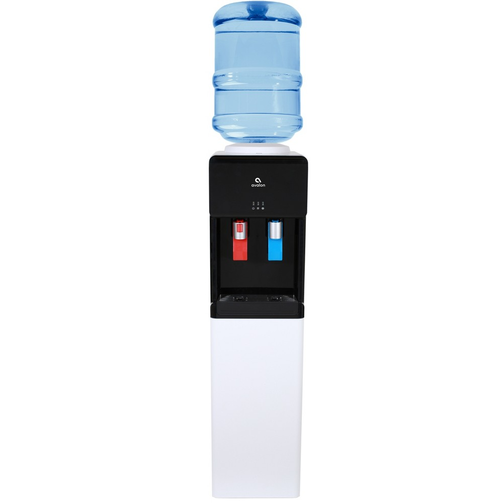 Avalon Top Loading Hot & Cold Water Cooler Dispenser – White 54249389
