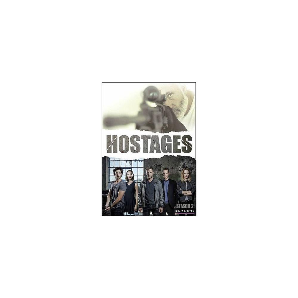 Hostages:Season 2 (Dvd), Movies
