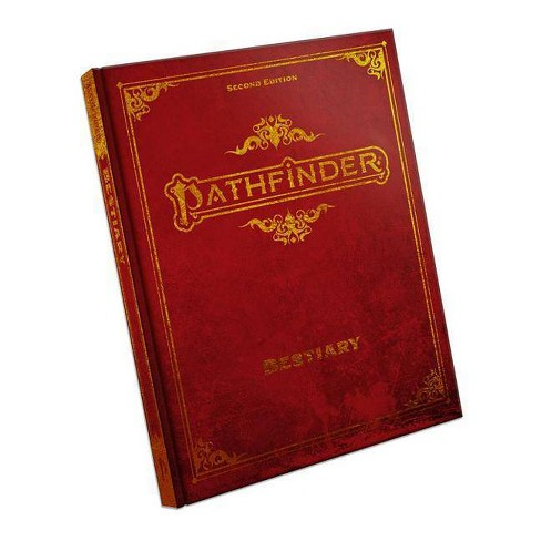 Pathfinder Bestiary (Special Edition) (P2) - (Hardcover) - image 1 of 1
