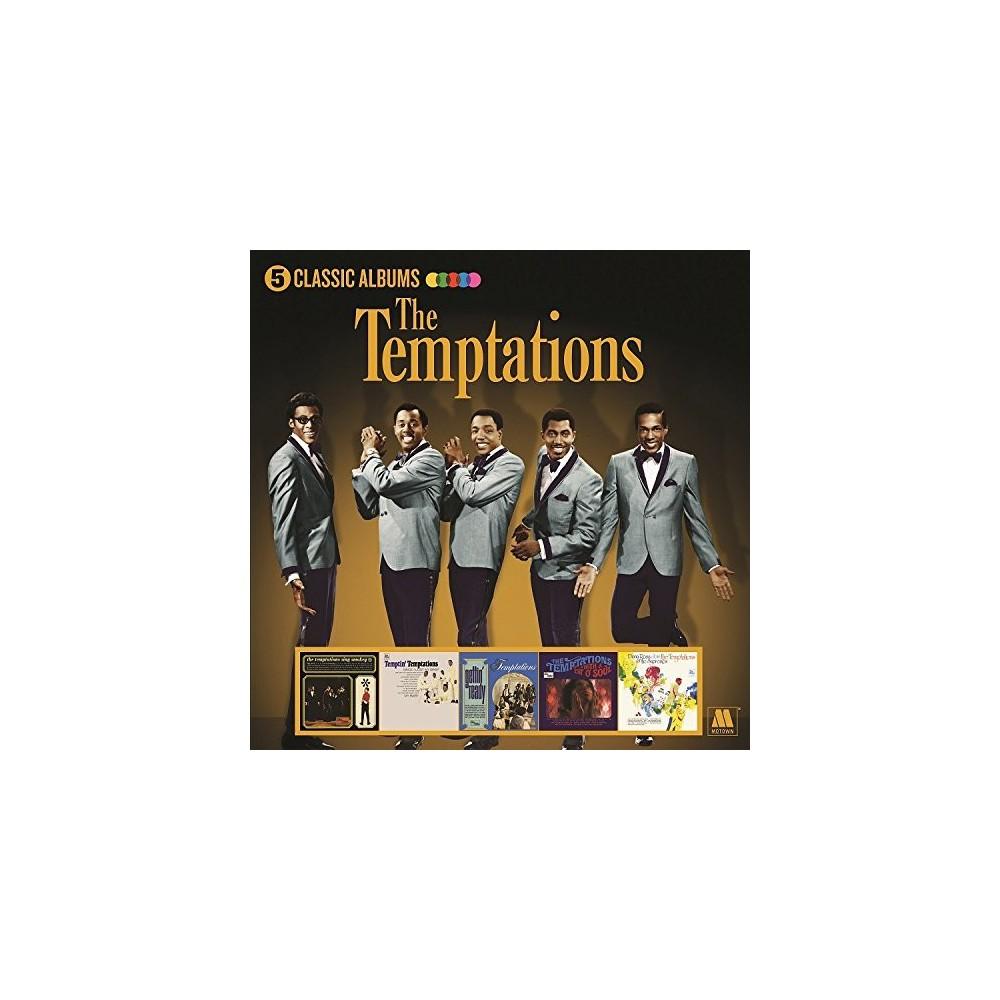 Temptations - 5 Classic Albums (CD)
