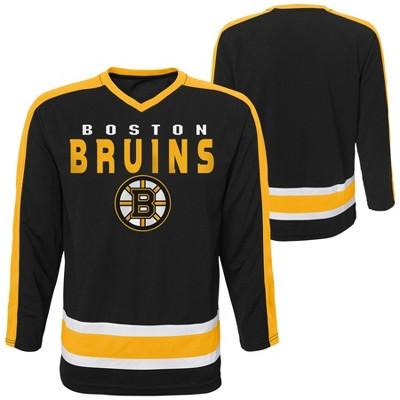 NHL Boston Bruins Boys' Jersey - XL