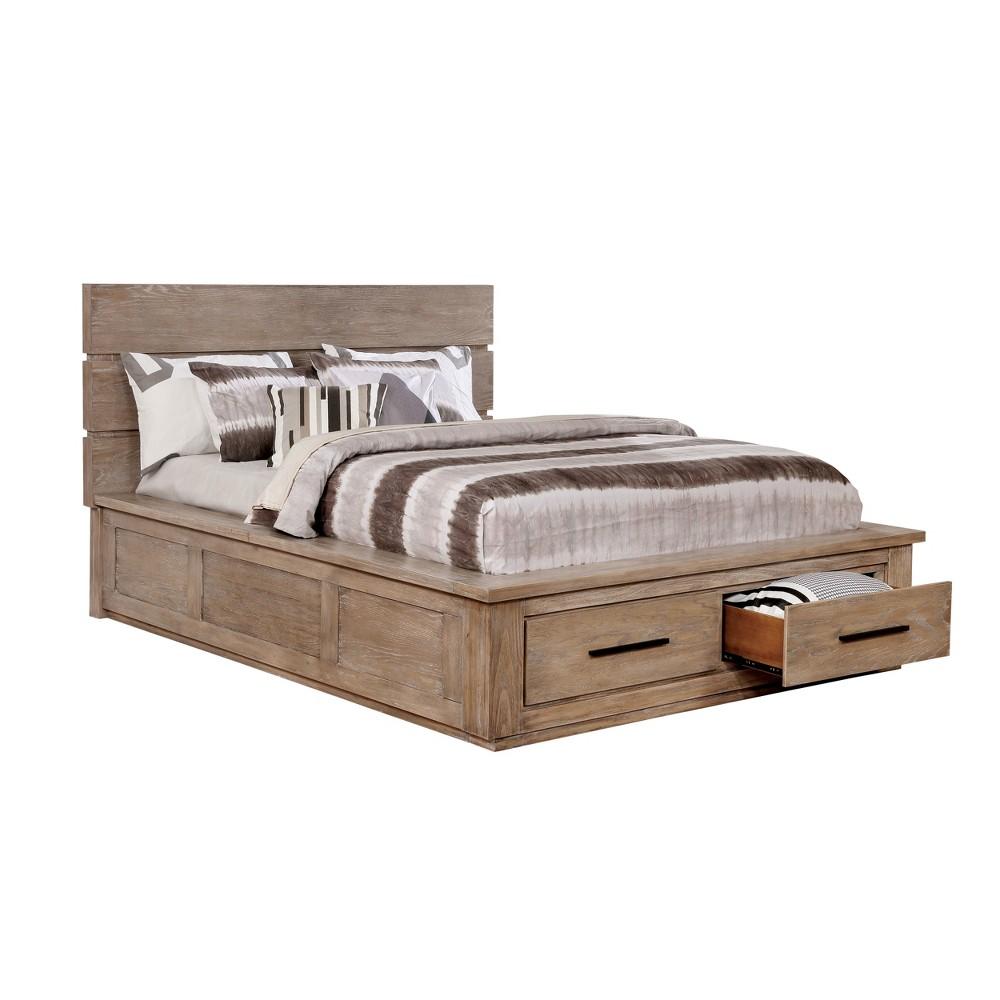 Sun & Pine Adult Bed Prairie Beige - Sun & Pine