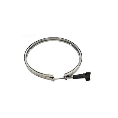 Pentair 355320 Complete Band Clamp Replacement for Challenger High Pressure Waterfall Pool and Spa In Ground Pumps