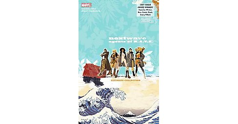 Nextwave Agents of H.A.T.E. : The Complete Collection (Paperback) (Warren Ellis) - image 1 of 1
