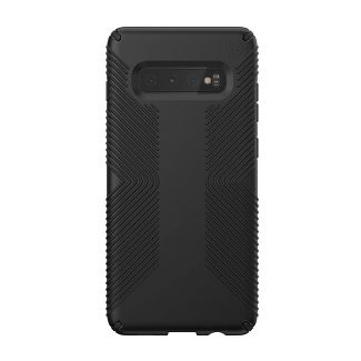 Speck Samsung Galaxy S10+ Presidio Grip Case - Black