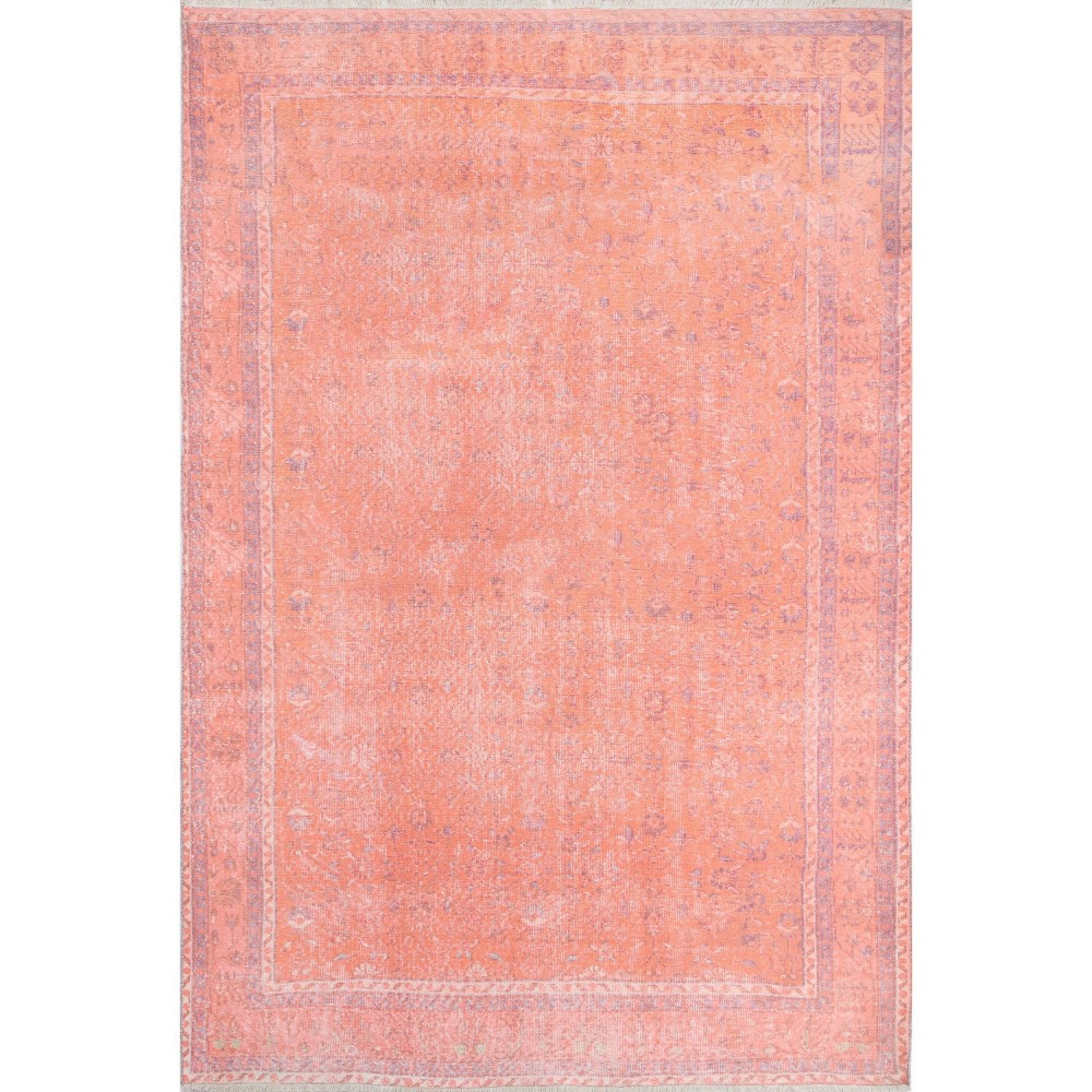 2 39 X3 39 Chandler Accent Rug Coral Momeni