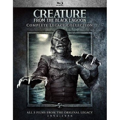 Creature from the Black Lagoon: The Complete Legacy Collection (Blu-ray)(2018)