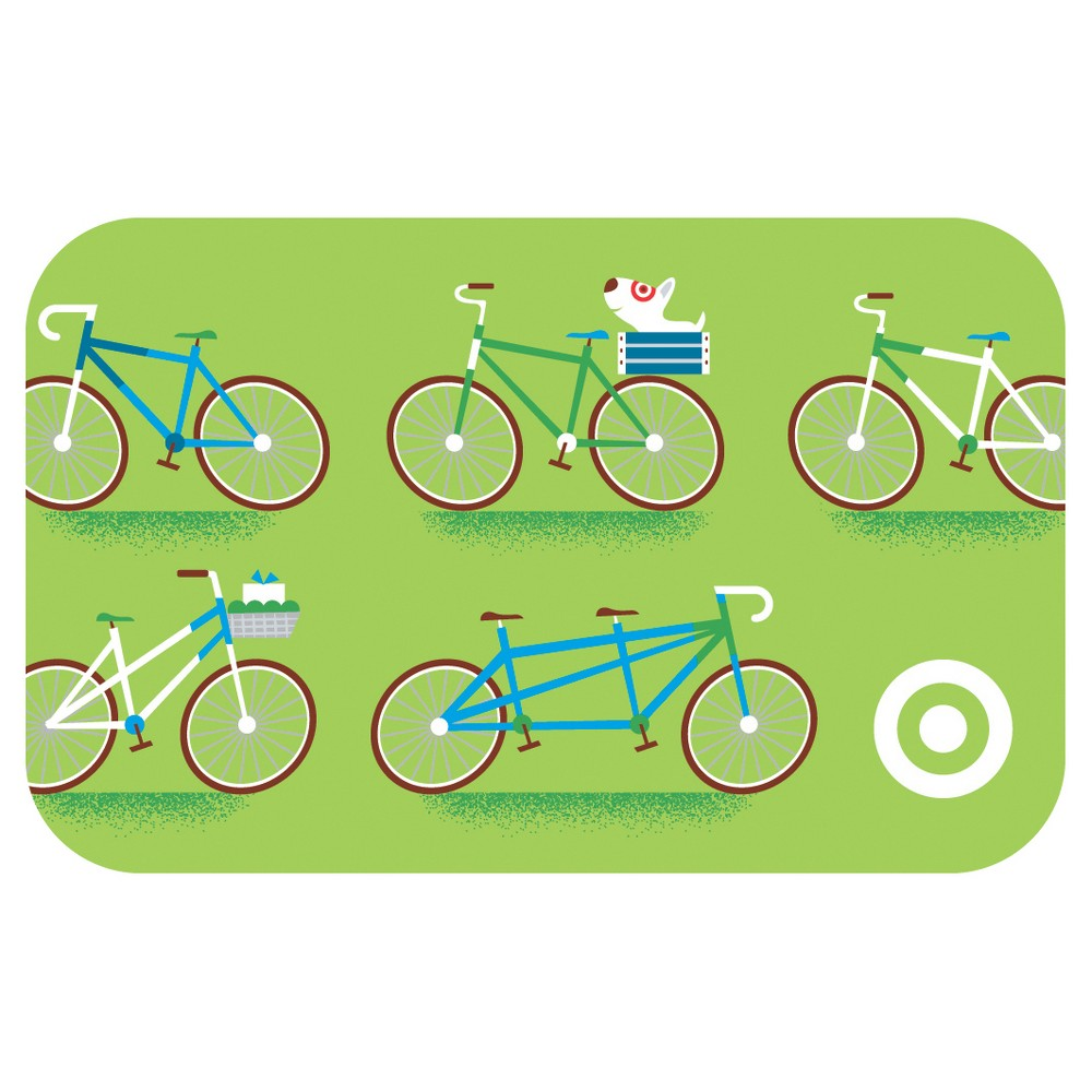 Bike Parade GiftCard $25, Target Giftcards