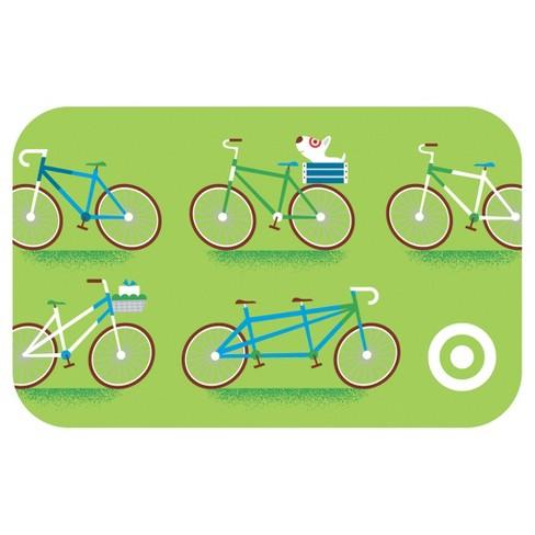 Bike Parade GiftCard - image 1 of 1