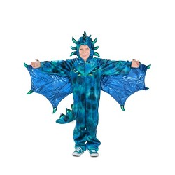 Toddler Sully the Dragon Costume 18M-2T