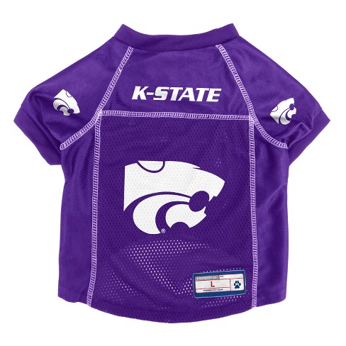 NCAA Little Earth Pet Football Jersey - Kansas State Wildcats - image 1 of 3