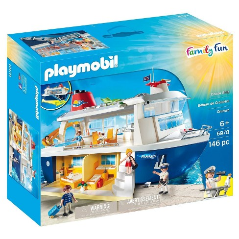 Playmobil Cruise Ship Playset - image 1 of 2