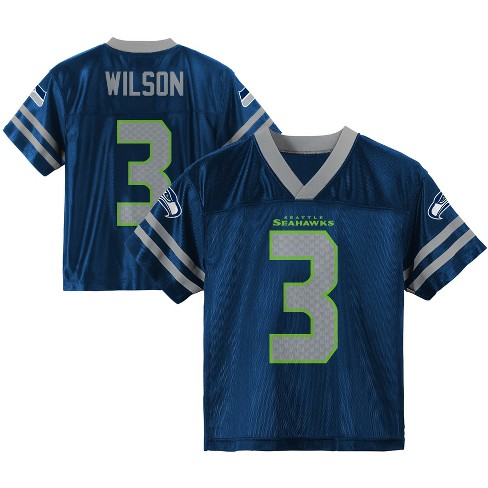 best website ec05d 318f6 Seattle Seahawks Toddler Player Jersey 3T