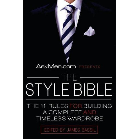 Askmen.com Presents the Style Bible - by  James Bassil (Paperback) - image 1 of 1
