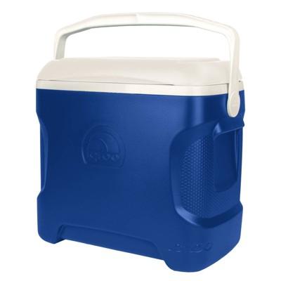 Igloo Contour 30qt Cooler - Majestic Blue