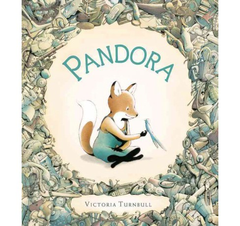 Pandora -  by Victoria Turnbull (School And Library) - image 1 of 1