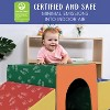 ECR4Kids Softzone Tunnel Foam Climber-Indoor Active Play Structure for Toddlers and Kids - image 4 of 4
