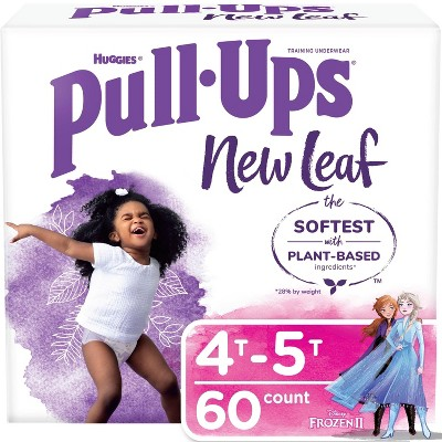 Huggies Pull-Ups New Leaf Girls' Training Pants - (Select Size and Count)