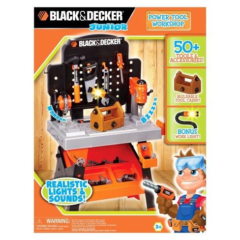 62580c030 BLACK+DECKER™ Power Tool Workshop : Target