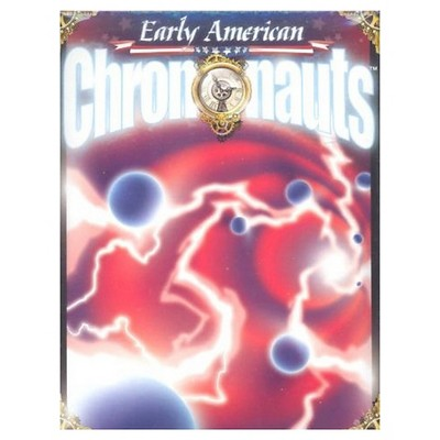 Chrononauts Game Early American Expansion Pack